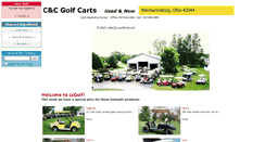 Preview of ccgolfcarts.net